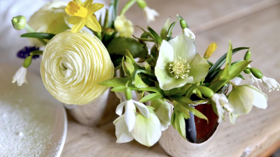 Servicios Empresariales - Flores para eventos